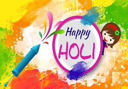 Romantic Holi Wishes